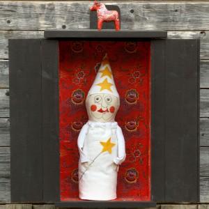 Heiligkeit, St. Staffan. Heiligen Feld (rot)
